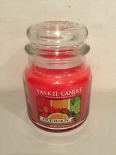 YANKEE CANDLE FRUIT FUSION 14.5 OZ BRAND NEW IN GLASS JAR!