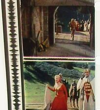 KING RICHARD AND THE CRUSADERS 16MM FILM GOOD COLOR 16 MM ON 2 REALS IN THE CAN