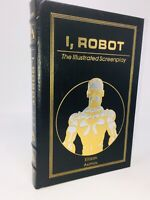 NEW SIGNED NUMBERED Easton Press I, ROBOT ILLUSTRATED SCREENPLAY Asimov Ellison