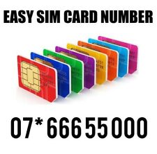 GOLDEN GOLD EASY VIP MOBILE PHONE NUMBER.DIAMOND PLATINUM SIMCARD 55000