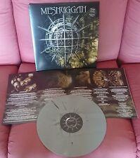 "MESHUGGAH ""Chaosphere"" LP Grey Splatter Vinyl Ltd N° 234/333!!! NIGHT 021 (2007)"
