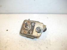 Fraise Murray Sentinel 20/25 cm - type 11052X50A - Interrupteur arrêt moteur