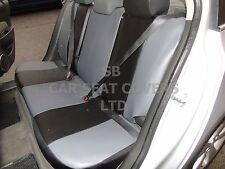 I - passend für Opel Ampera Auto, Sitzbezüge, künstlichen Leder, schwarz 59.99