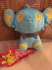 RARE Pokemon Center Authentic Shinx 2007 Pokedoll Plush luxray New NWT