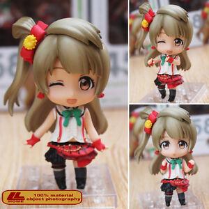 "Anime Love Live! Kotori Minami Q Model 458 4"" Action Figure FaceChange Toy NIB"