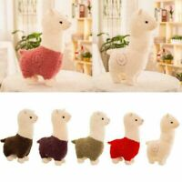 Alpacasso Giant Llama Plush Alpaca Amuse Stuffed Animal Toy Doll Kid Gift Pillow