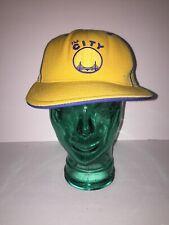 Reebok Hardwood Classics Golden State Warriors The City Fitted Cap Hat Sz 7 3/8