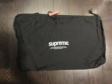 Supreme Nylon Packable Poncho Jacket SS16 Black Sz L