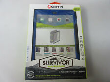 Griffin Survivor All-Terrain Military Standard Cover iPad Mini 1/2/3  GB35921-3