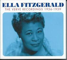 Ella Fitzgerald - The Verve Recordings 1956-1959 (3CD 2014) NEW/SEALED