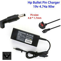 AC Adapter Charger Replacement Bullet Pin For HP Pavilion pm053uar dv5000 dv6000