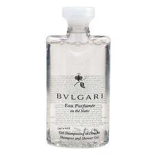 Bvlgari Eau Parfumee Au The Blanc Shampoo & Shower Gel 75ml