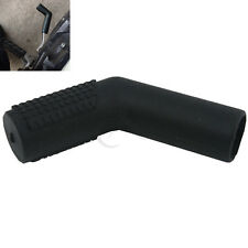 Rubber Shifter Sock Boot Shoe Protector Shift Cover Sportbike Dirtbike Black New