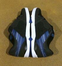 DVS Argon Size 9.5 Grey Gunny Nubuck Militia Havoc Transom BMX DC Skate Shoes