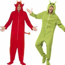Homme Diable Costume/Alien Costume Halloween Robe Fantaisie Comédie Costume Combinaison