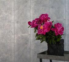 59334 - Dachboden Concreate Fliesen Effekt Zinn Galerie Tapete