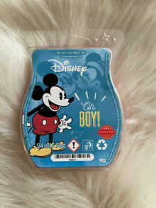 NEW Scentsy Wax Bar - Mickey Mouse Oh Boy!