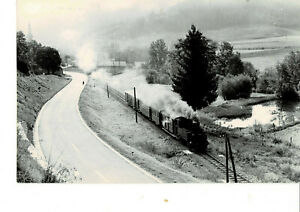 Gurktal Bahn ÖBB 1967  Echtfoto
