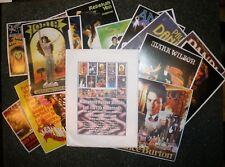 Mini Magic Poster Stickers - Set of 15 - Brand New