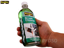 RUSTINS Professional Trade Quality Hardware Brush Cleaner 250ml