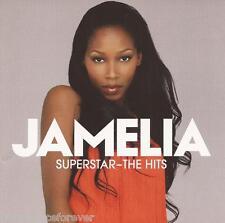 JAMELIA - Superstar: The Hits (UK 11 Track CD Album)