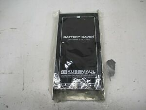 KUSSMAUL 091-92-12 BATTERY SAVER LOW RIPPLE OUTPUT