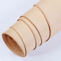 Veg-Tanned Cowhide Tooling Leather for Moulding Holster Armor 6/7 Oz (2.4-2.8MM)