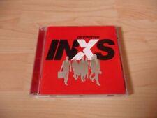 CD INXS - Definite - 2002 - 21 Songs - Best of / Greatest Hits