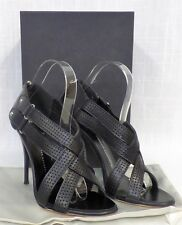 Giuseppe Zanotti Black Heels w/ Box & Dust Cover Sz. 37.5