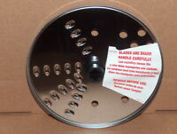 Black & Decker NEW FP4200B FP4100B Food Processor 8 Cup Slice Shred Disc Cutter