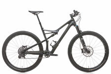 2017 Specialized Camber Expert Carbon 29 Mountain Bike Large SRAM Fox
