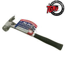 Estwing Al-pro 14oz Straight Rip Claw Aluminium Framing Hammer Milled Face Albkm