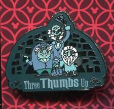 Hitchhiking Ghosts Three Thumbs Up Disney Pin 130477