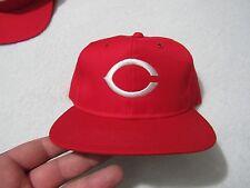 NWOT VINTAGE CINCINNATI REDS THE G CAP SNAPBACK HAT GREEN UNDERBILL BRAND NEW