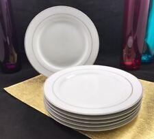 ANGEBOT 24 Teller flach Dessertteller Brotteller 23cm Porzellan Top für Gastro