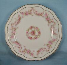 "Z S & Co Bavaria Small Salad Plate 7 1/4"" ZSC4 Pattern 508 Scherzer (O) AS IS"