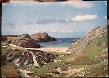 Scotland Port Ban Fair Bay West Coast Iona - posted 1970