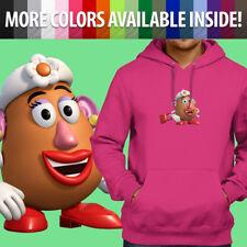 Sweatshirt Hoodie Sweater Unisex Disney Toy Story Pixar Mrs. Potato Head Wife