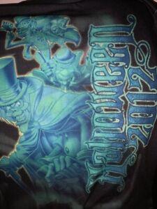 Disney Halloween 2012 Haunted Mansion Shirt Hitchhiking Ghosts Disneyland XXL
