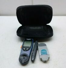 Accu-Chek Active Blood Sugar Glucose Monitor Meter Carrying Case Softclix Pen