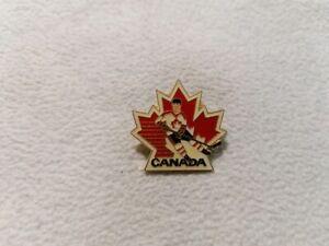 PyeongChang 2018 - Canada Ice Hockey Federation pin model-4