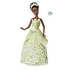 Disney Tiana Princess  Classic Doll with Ring Playset 30 Cms