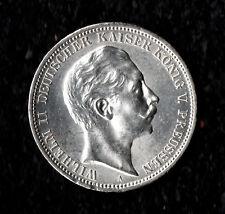 3 Mark - Preussen - 1908 - A - Wilhelm II. - (uC1N226)