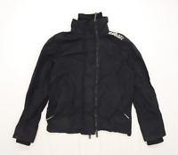 Superdry Mens Size M Black Jacket