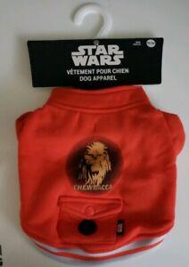 Dog Jacket Star Wars Chewbacca xs