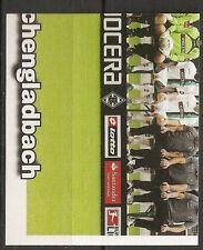 Panini Bundesliga 2008 - 09 - 360 Mannschaft - Borussia Mönchengladbach