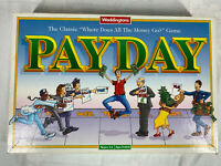 Rare Vintage 1994 Waddingtons Payday Board Game Complete Christmas VGC *FREE P&P
