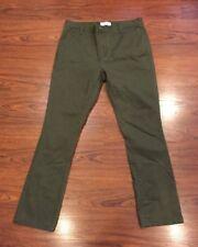 Five Four men's khaki Green size 32 pants