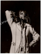 HILDEGARD KNEF Live / Stuttgart Liederhalle * Vintage Foto um 1970 #3