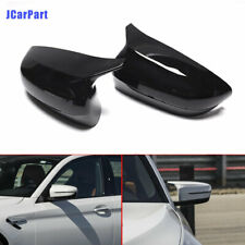 For BMW G30 G38 G11 G12 2017-2020 ABS Rearview Mirrors Cover Cap Black / White